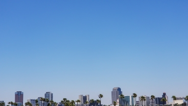 Free city background for giantess collages and general use.