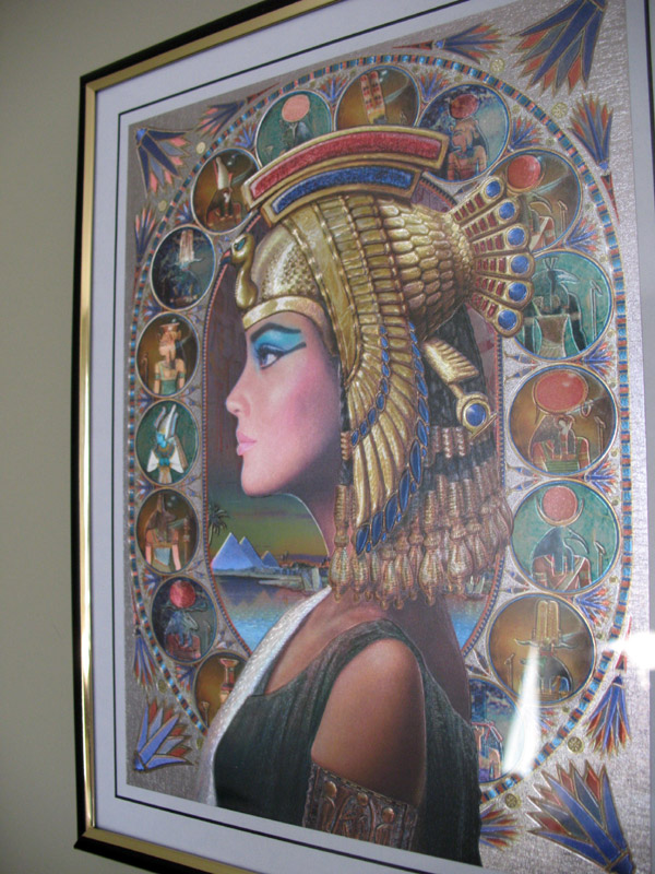 Giantess Art Collection - Egyptian Giantess