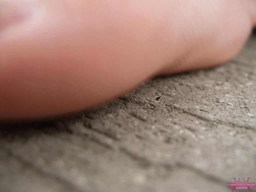 Giantess Katelyn - Shrunken Man Micro Pic 6