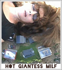 Welcome Giantess Miss Lizz!