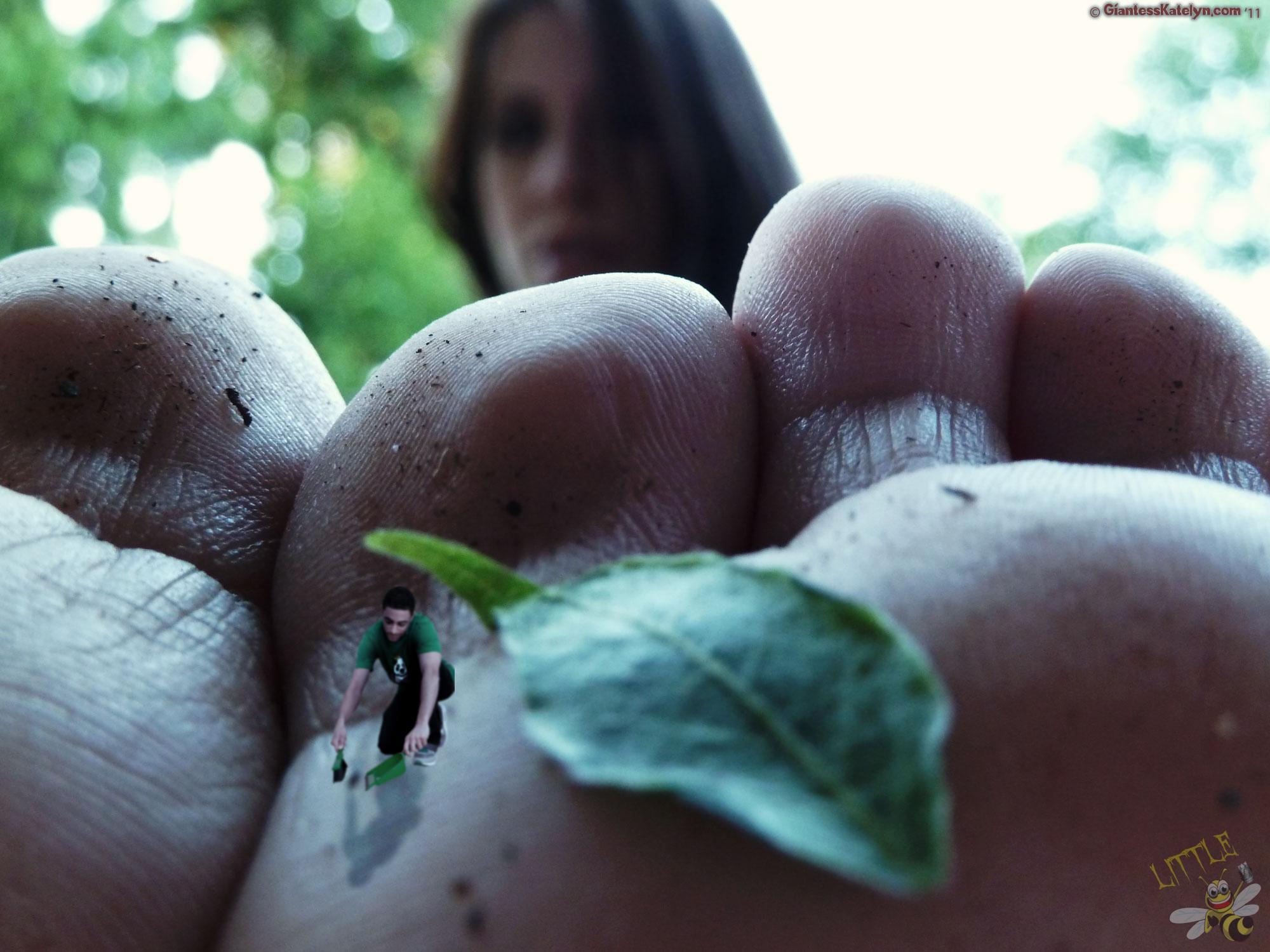 Cleaning Goddess Feet