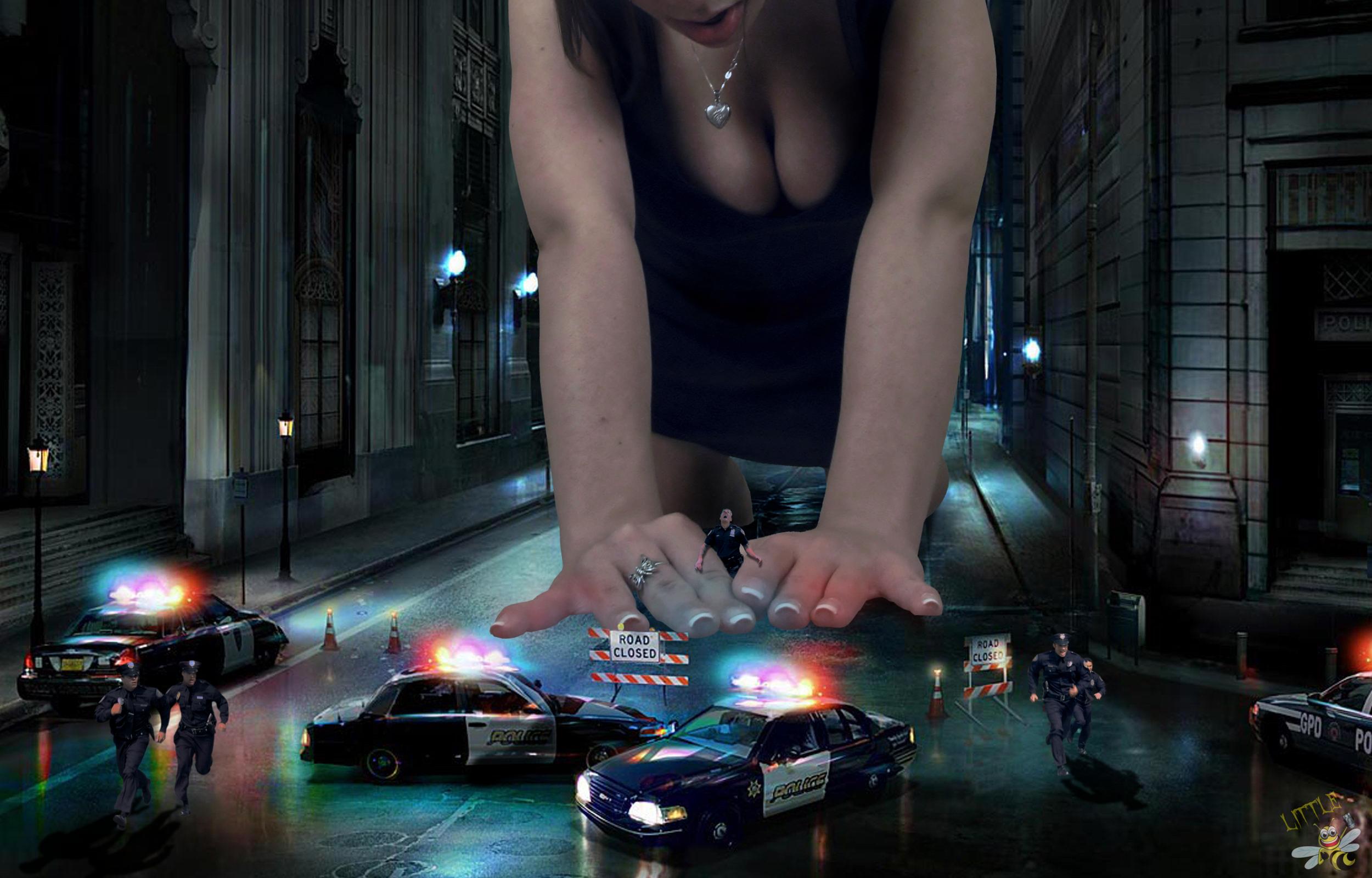 katelyn vs police
