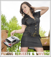 What's your Backyard Giantess Fantasy? + Moving Sale!