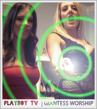 Playboy TV Episode | Giantess Worship!